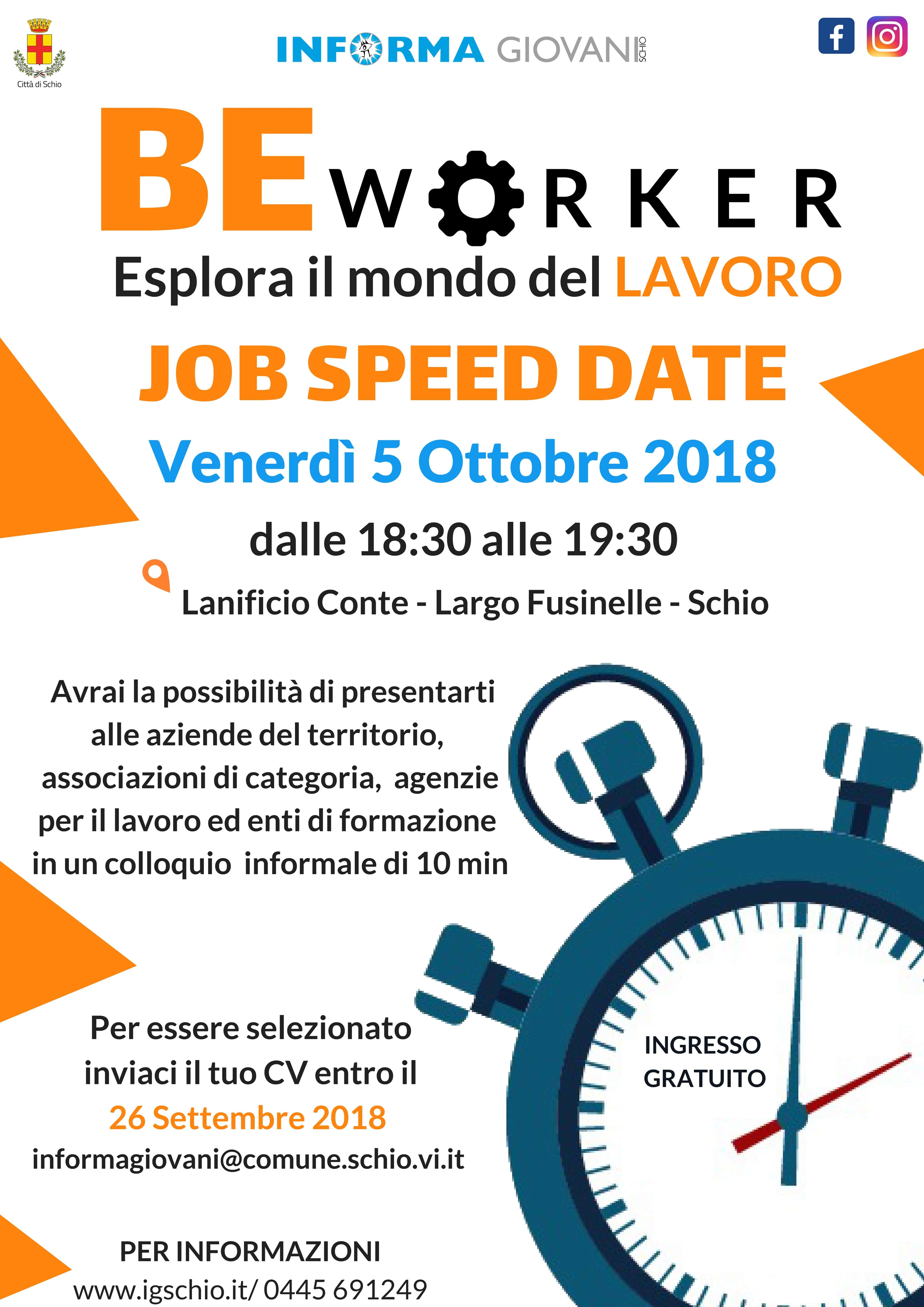 Speed dating vicenza